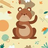 Storyteller: Bear says thaks Promocional